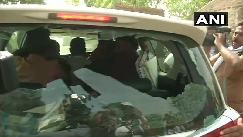 West Bengal: Babul Supriyo's car vandalised in Asansol, leader unharmed in the attack
