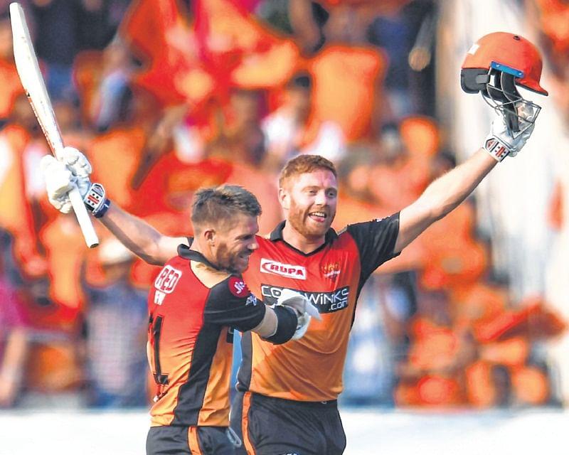 IPL: 185 run flying start