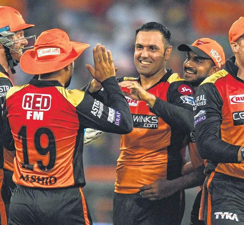 Openers sizzle in Hyderabad heat