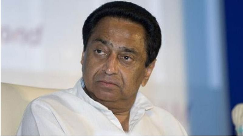 Bhopal: Saffron card at work, says Kamal Nath