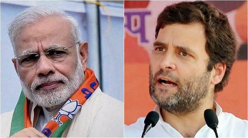 EC to decide complaints against PM Narendra Modi, Rahul Gandhi on Tuesday