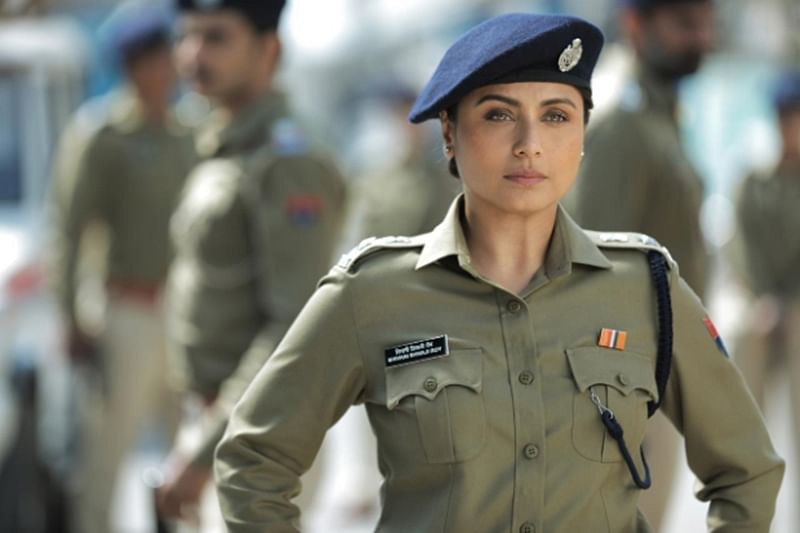 Rani Mukerji back in the bold and fearless cop avatar for Mardaani 2