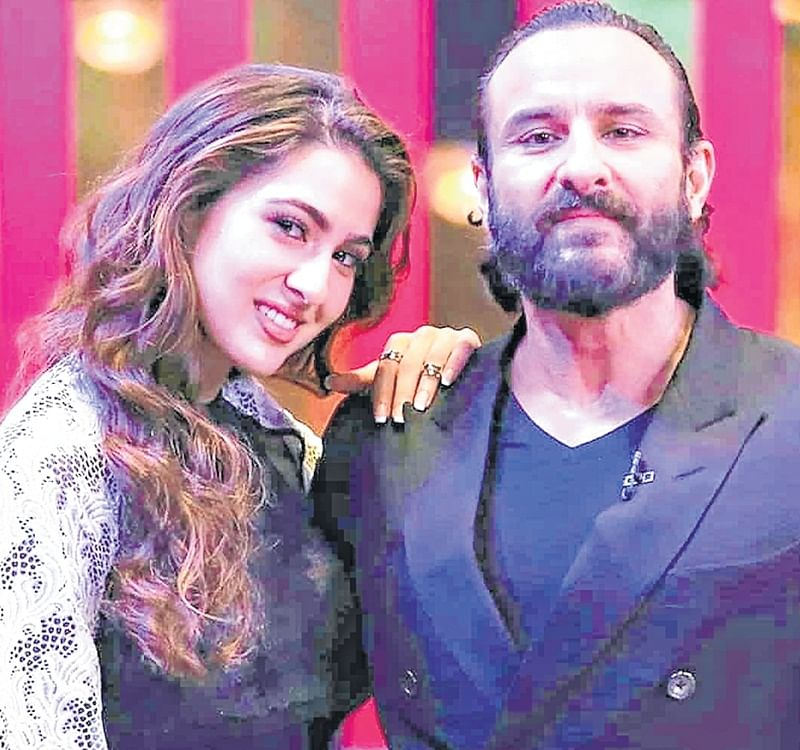 Saif Ali Khan excited about Sara's film with Imtiaz Ali