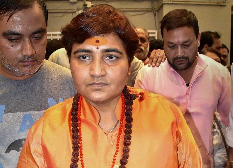 Enter Sadhvi Pragya Thakur, as 'national' security issue fails to cut ice