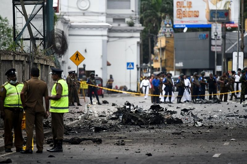 Sri Lanka bans drones, unmanned aircraft after massive attack
