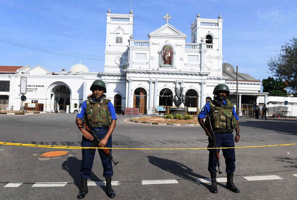 Sri Lankan government apologises for failure to act on intelligence tip off