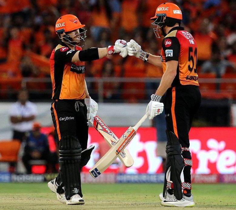 IPL 2019: Jonny Bairstow, David Warner lead Sunrisers Hyderabad to 9-wicket victory over KKR