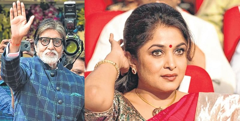 Big B, Ramya Krishnan reunite after two decades