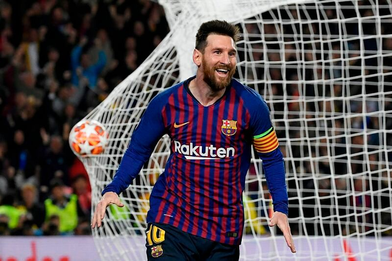 Lionel Messi to lift LaLiga Santander trophy for first time as Barcelona skipper