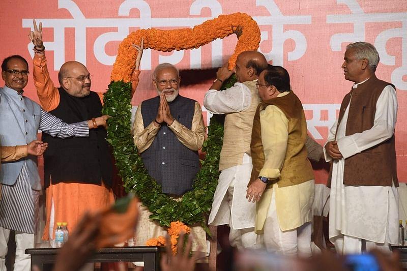 Pakistan media terms Narendra Modi's victory empathetic mandate