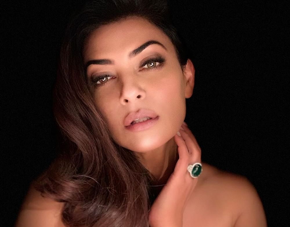 I have hair that's falling, people would never know who I was: Sushmita Sen on reason behind her Instagram debut