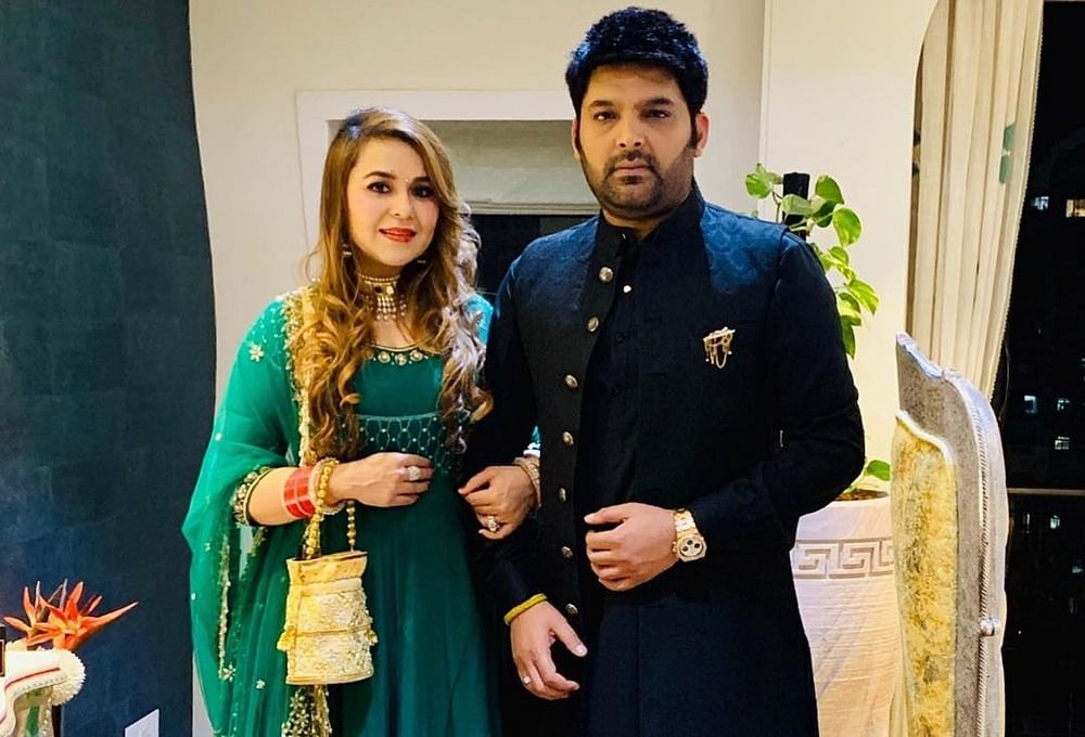 Kapil Sharma expecting first child with wife Ginni Chatrath? Details inside