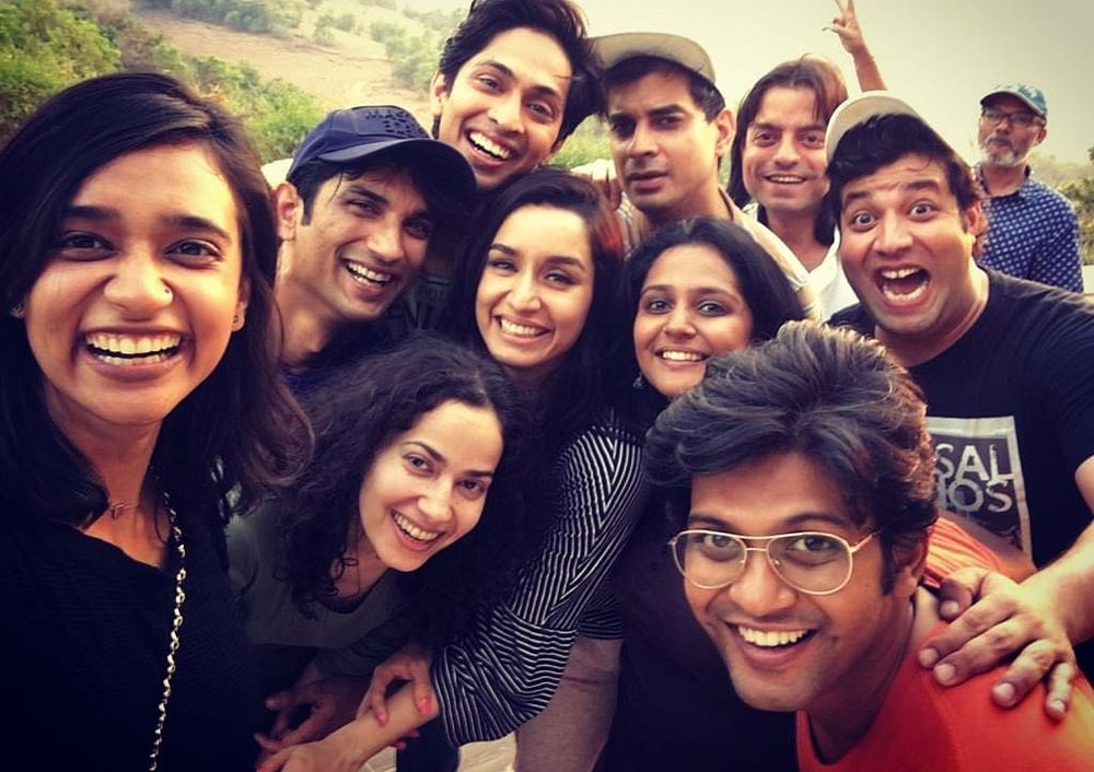 '4 more months to go for chhichhore,' Nitesh Tiwari shares a BTS video