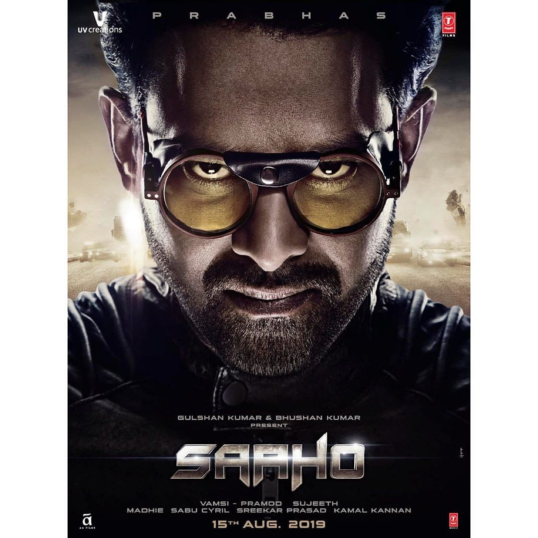 Prabhas and Shraddha Kapoor starrer 'Saaho's release date out