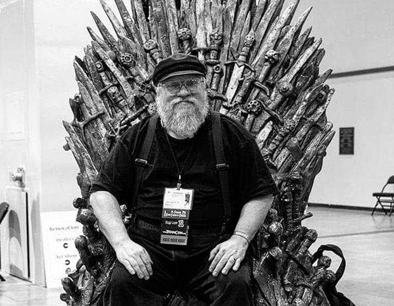 Will George R. R. Martin write for the 'Game of Thrones' successor show?