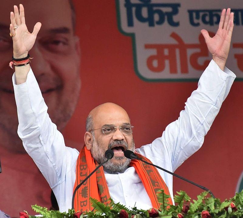 Amit is 'Shah' of Modi's historic win