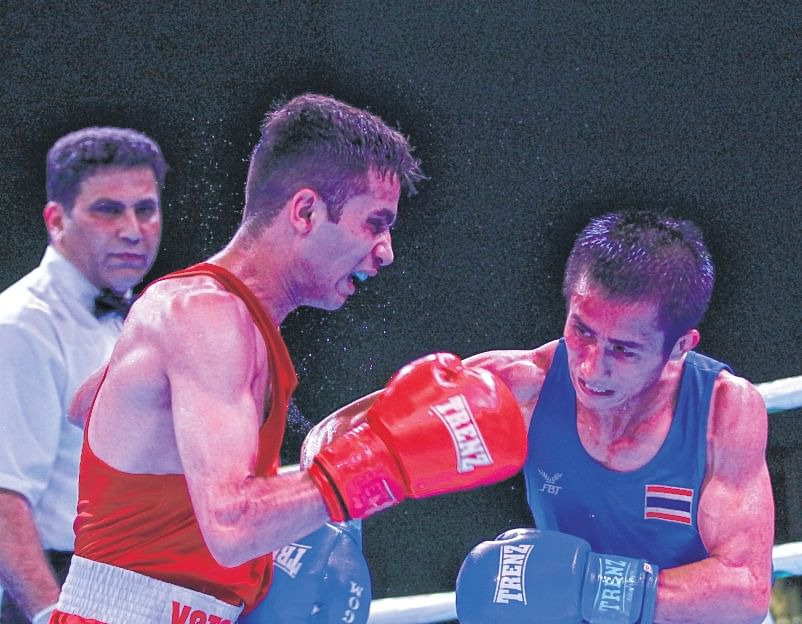 Amit Panghal, Shiva Thapa confirm medals