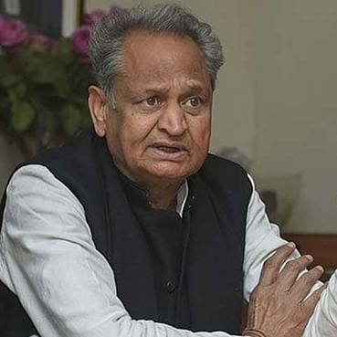 Congress-led governments contributed a lot for India's development: Ashok Gehlot