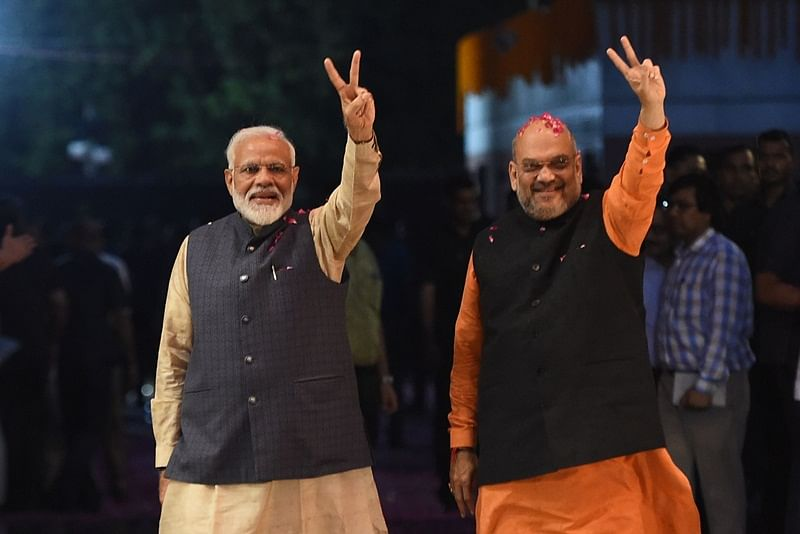 BJP leaders have hailed the Supreme Court verdict on the Ayodhya case, but this is not a constant trend when it comes to the party's reactions to Supreme Court verdicts