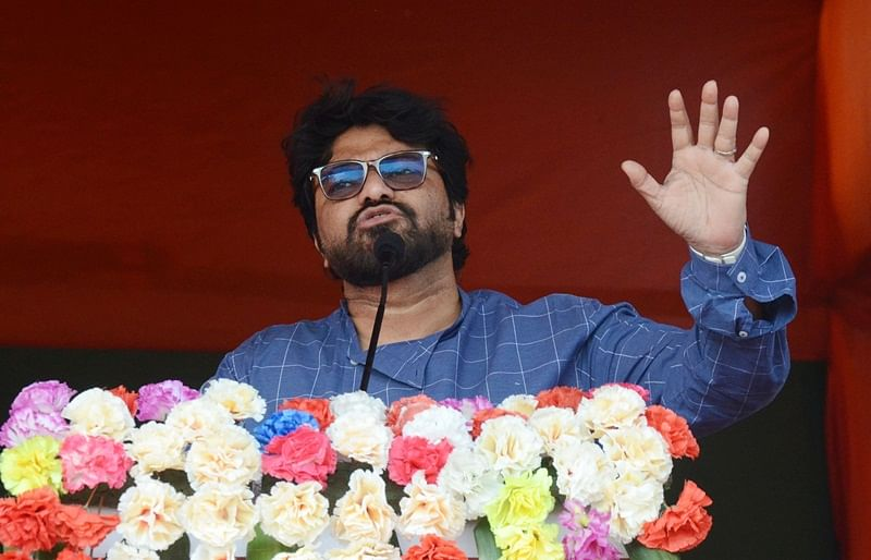 No FIR filed against Babul Supriyo on Monday: Mukul Roy