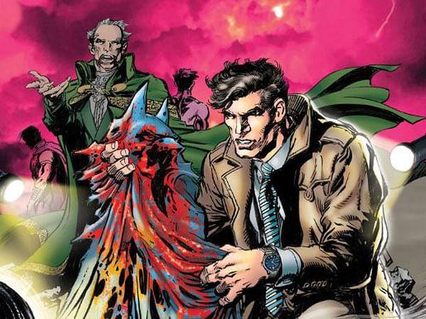'Batman vs Ra's al Ghul': Ra's al Ghul returns in six-issue DC miniseries
