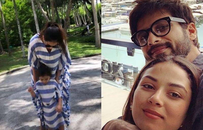 Shahid, Mira Kapoor enjoy a fun vacay with kids Misha and Zain at Phuket