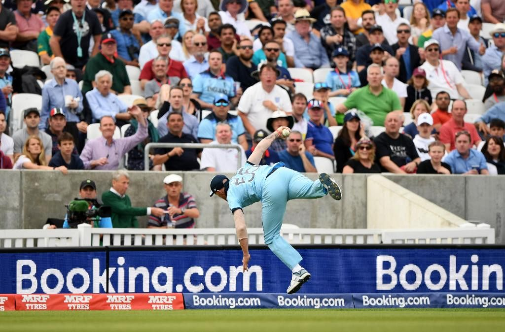 Ben-credible! Watch how Stokes pulled off stunning catch in World Cup 2019 opener against South Africa