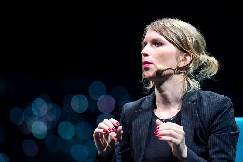 Chelsea Manning freed after spending 62 days in jail
