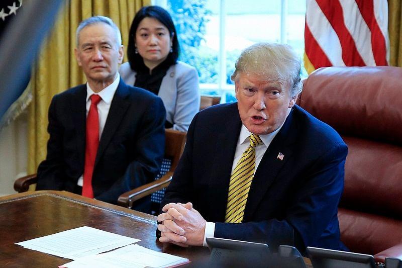 Top trade negotiator Liu He to lead US trade talks on Thursday: China