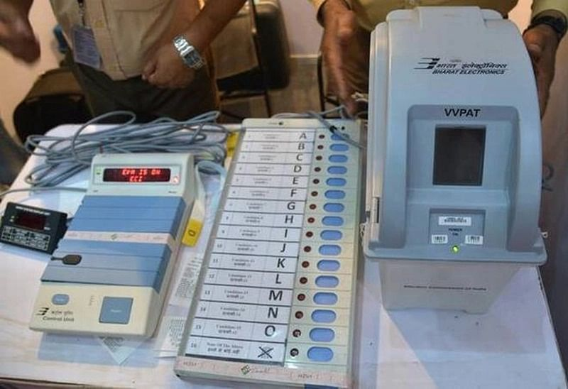 Election Commission quashes rumours alleging mishandling of EVMs in Uttar Pradesh, terms allegations baseless