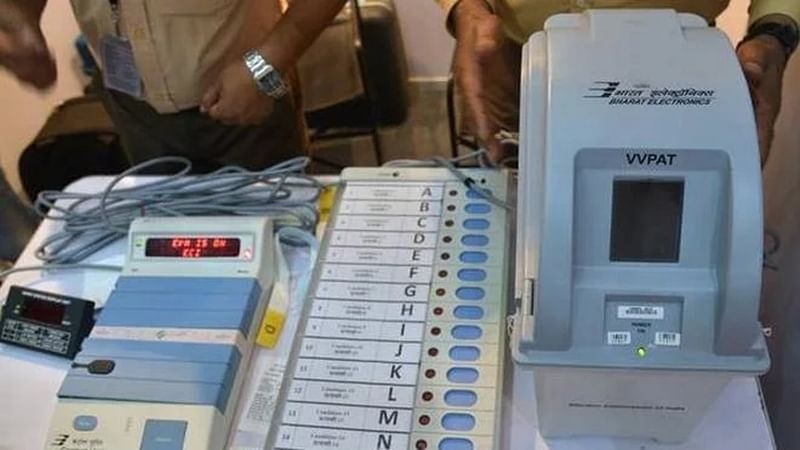 EVM glitches reported, Congress lodges complaint with the Election Commission of India