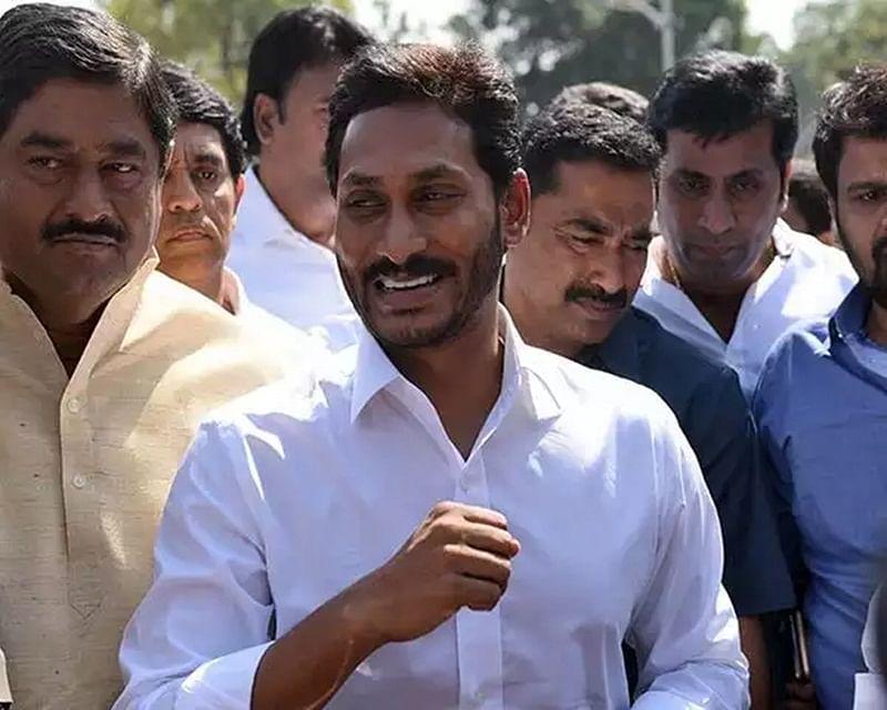 YSR Congress wins 151 Assembly, 22 Lok Sabha seats
