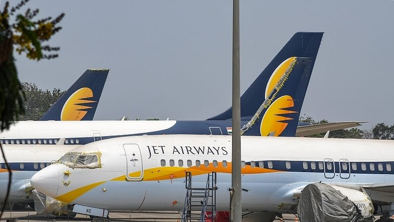 Silver lining for Jet Airways: First bid in