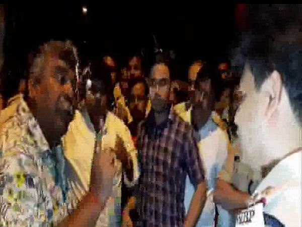 West Bengal: TMC MLA Jitendra Tiwary caught on camera threatening police officers