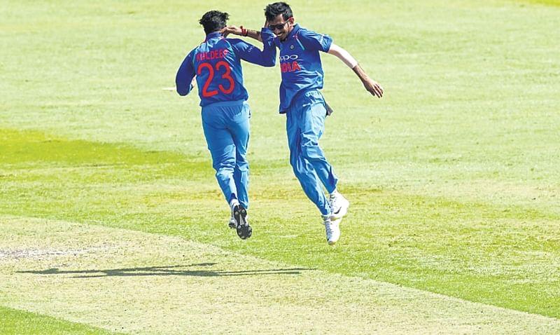 'Kuldep Yadav and Yuzvendra Chahal are pillars of Indian attack'