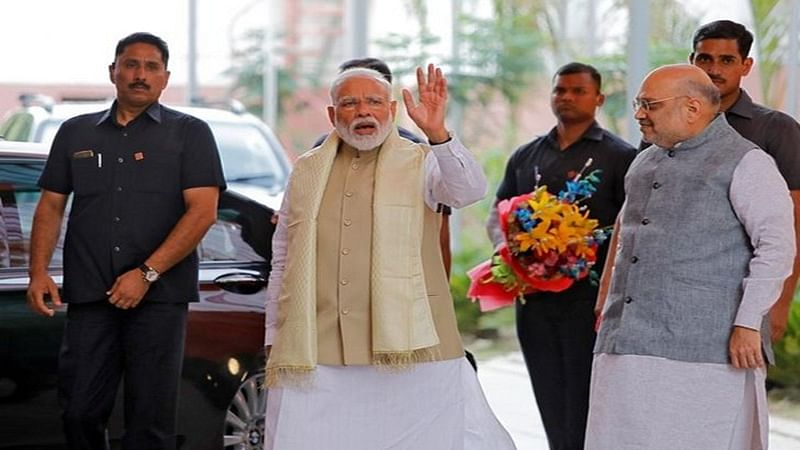 Salman Khan and other Bollywood celebrities congratulate PM Modi