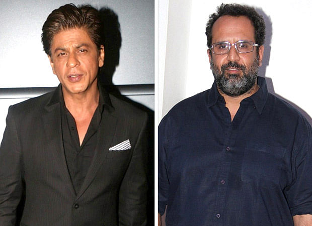 Post 'Zero' debacle Shah Rukh Khan and director Aanand L Rai have a fall-out?
