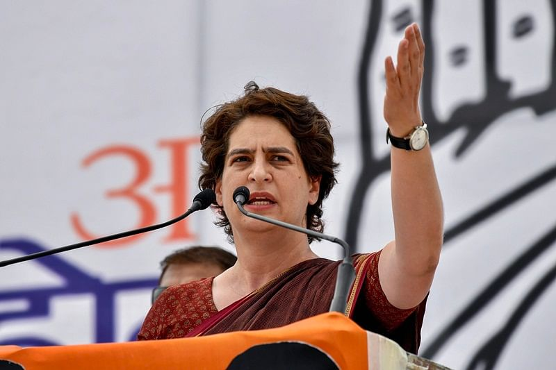 No hate comments if PM Modi had done tapasya: Priyanka Gandhi Vadra