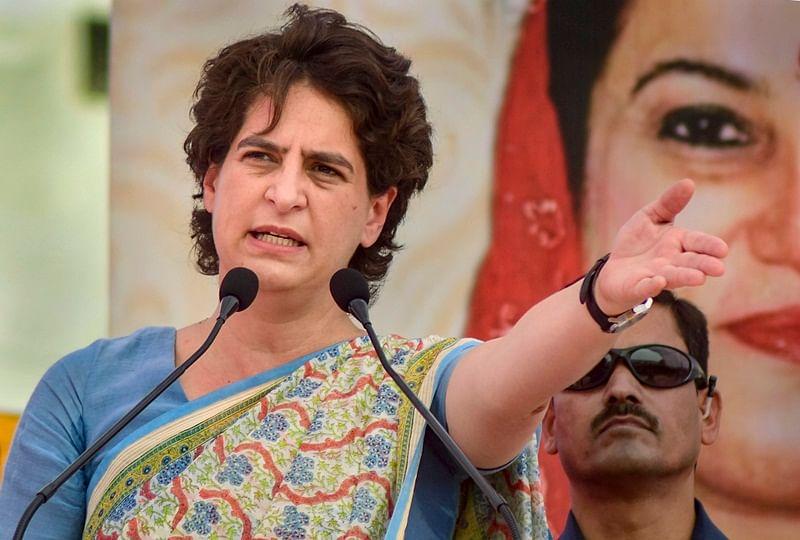PM Narendra Modi doing politics based on lies and publicity, says Priyanka Gandhi