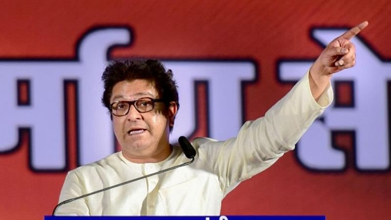 Why is Chandrakant Patil scared of contesting from Kohlapur, wonders Raj Thackeray