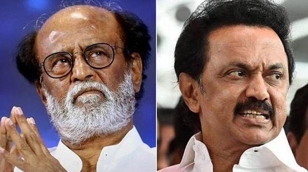 Rahul Gandhi need not resign, say Rajinikanth, MK Stalin