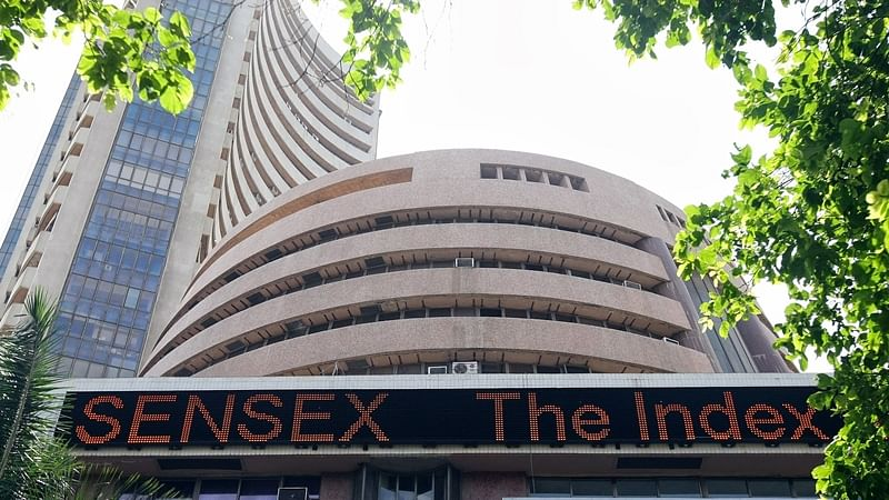 Sensex, Nifty hit record highs as early trends hint at NDA win