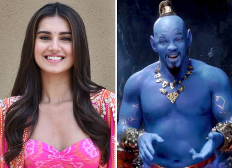 Tara Sutaria auditioned for Princess Jasmine in 'Aladdin'; here's why she didn't get the part