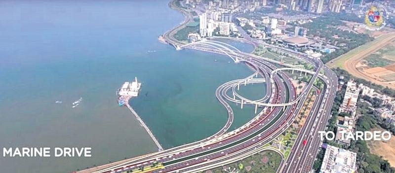 Coastal Road Project: BMC call experts to study impact on marine life