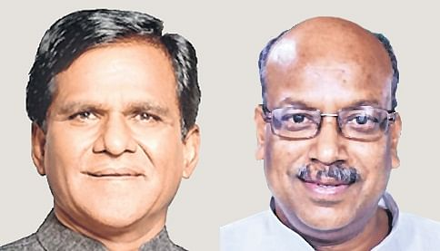 Raosaheb Danve, Sanjay Dhotre, Arvind Sawant are in Special Correspondent