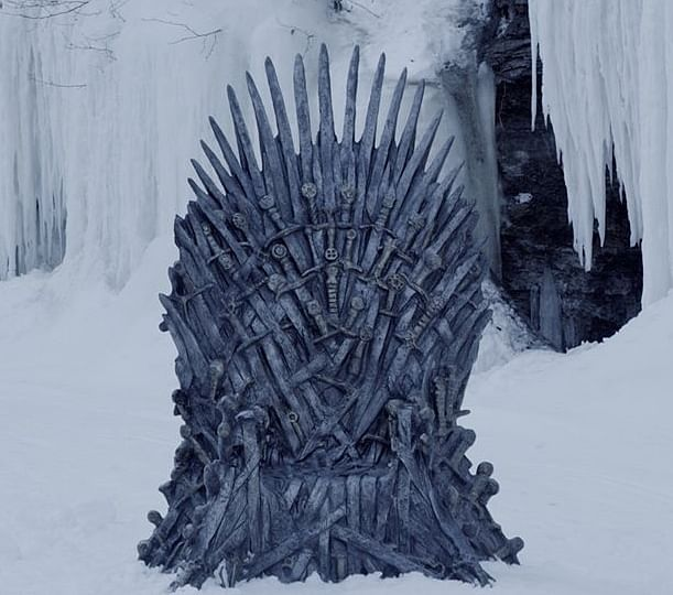 Not Jon or Dany, but Russia seizes 'Iron Throne' ahead of 'Game of Thrones' finale