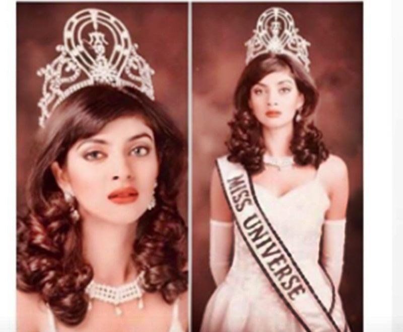 Sushmita Sen's BF Rohman Shawl congratulates her as she clocks 25 years as India's first Miss Universe